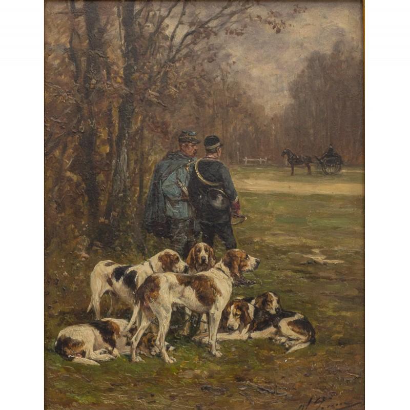 114. Charles-Olivier de Penne (1831 – 1897)