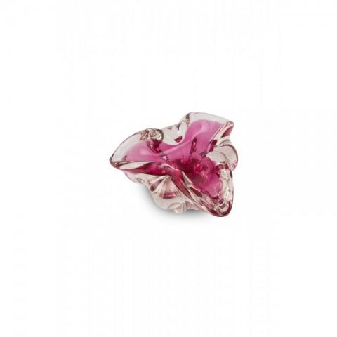 412. Patera, projekt według: Flavio Polli – Murano (kolekcja Pink)