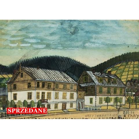 Nikifor Krynicki 1895 Krynica – 1968 Folusz