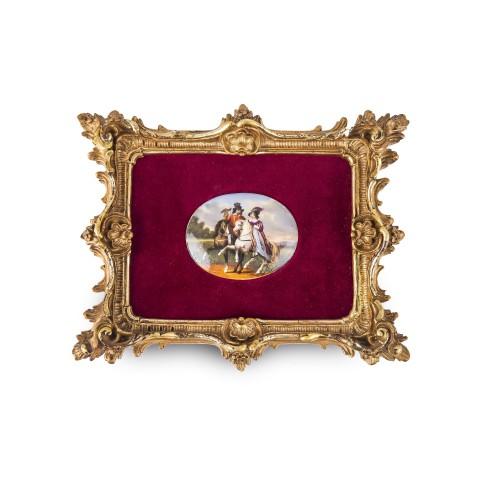 721. Miniatura, Francja, XIX wiek