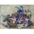 130. Hanna Pachniewska-Betley (1910-1987), Bukiet kwiatów, 1964